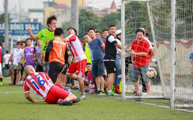 Vòng 4 Cup Hội Ngộ 2017: Căng thẳng, quyết liệt và đầy kịch tính