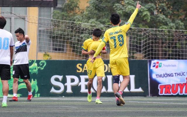Văn Minh thắng đậm, Tin Lớn vững ngôi đầu, Dương Nội có điểm đầu tiên