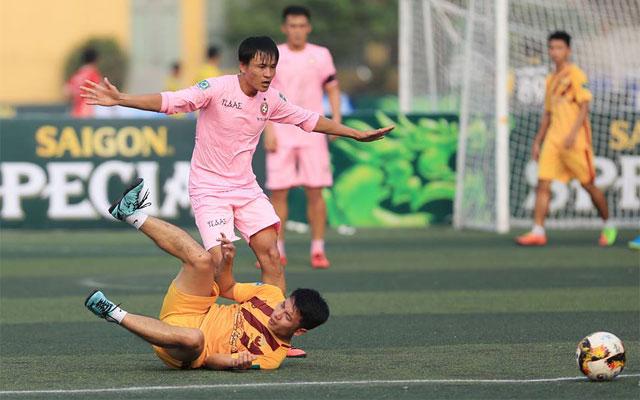 Ngôi sao futsal Mai Thành Đạt: Tôi rất lo lắng khi lần đầu đá HPL