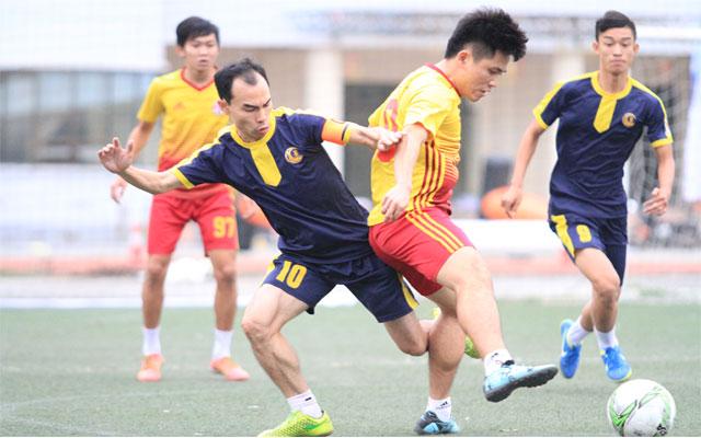 Tân Kỳ gây bất ngờ ở ngày khai mạc Ngoại hạng Nghệ League 2017