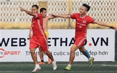 Vòng 8 HPL-S5: Top Group áp sát Tin Lớn, Dương Nội đối mặt nguy cơ xuống hạng