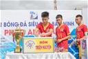 Siêu phủi Bắc Ninh 2017: Khi bóng đá không chỉ đá bóng