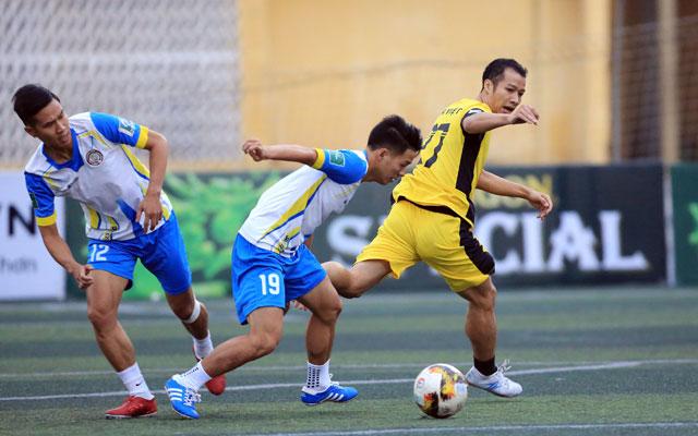 Clip: Dương Nội 1-3 Gia Việt (Vòng 8 HPL-S5)