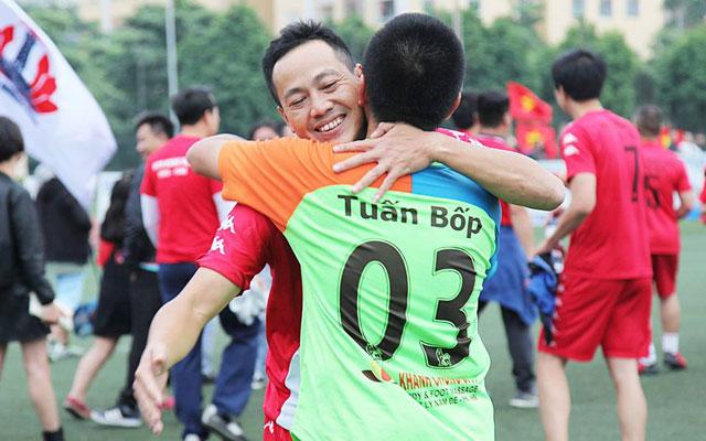 Phan Đình Phùng và Hoàng Diệu vào chung kết Cúp Kết nối