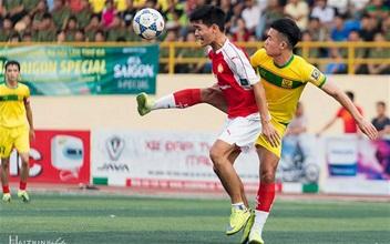 Hoàng Thịnh ra mắt Văn Minh ở vòng 9 HPL-S5