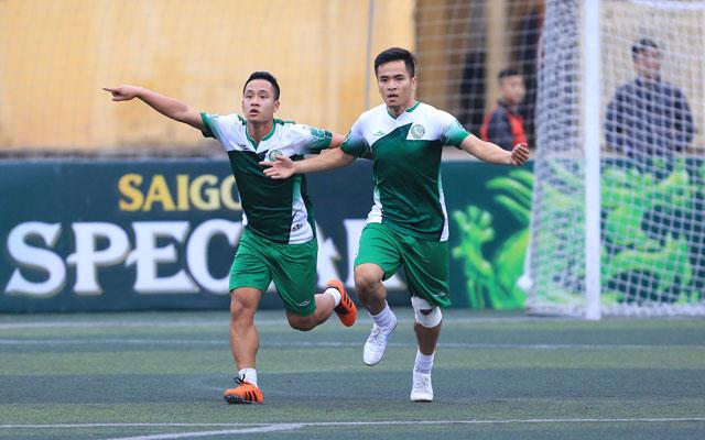 """An """"trâu"""" của FC Thành Đồng là cầu thủ ấn tượng nhất vòng 8 HPL-S5"""