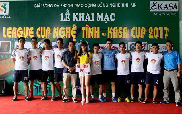 Bán kết Nghệ Tĩnh League 2017: Thanh Chương phục thù hay Đô Lương gieo thêm sầu?