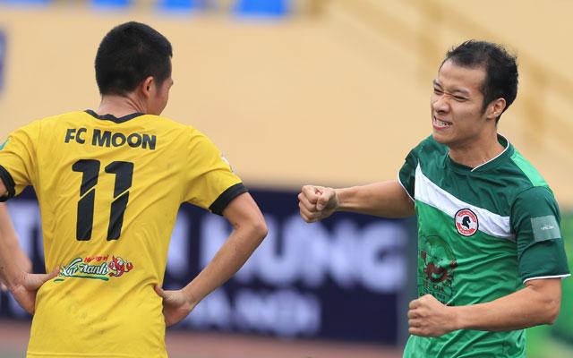 Clip: Gia Việt 2-0 Moon (Vòng 10 HPL-S5)