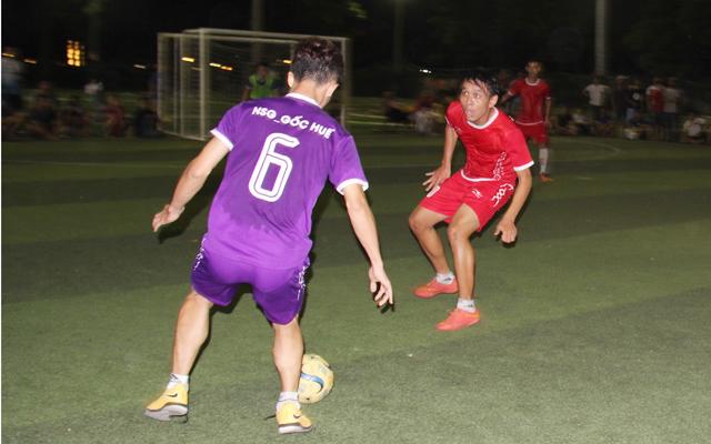 Dàn sao futsal hội tụ tại trận chung kết đồng hương Thừa Thiên Huế 2017