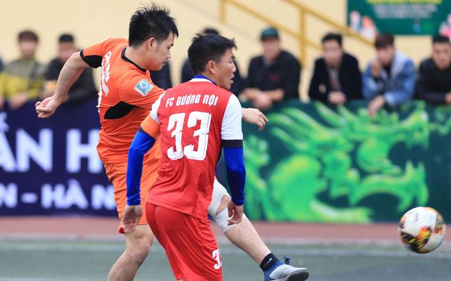 Clip: Dương Nội 4-1 Cường Quốc (Vòng 11 HPL-S5)