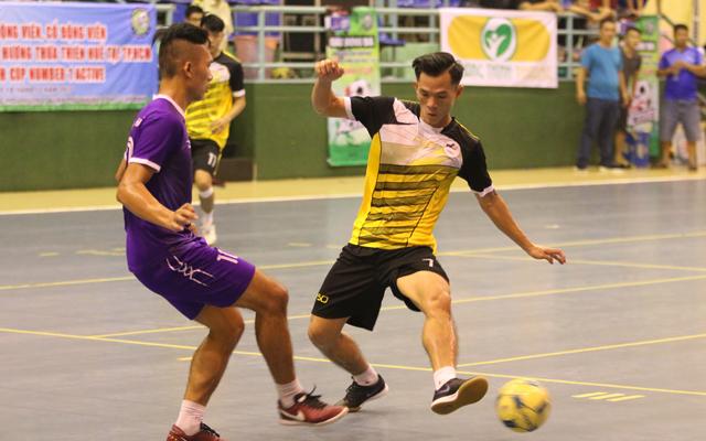 """Sao futsal đưa Xuân Thiên Hạ lần đầu """"lên đỉnh"""" giải đồng hương Huế 2017"""
