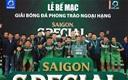 Hành trình đầy ấn tượng của FC Gia Việt tại HPL S5