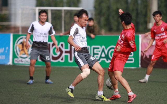 Sầm Ngọc Đức, Hoàn Mậm ghi tên vào ĐHTB vòng 6 Nghệ League