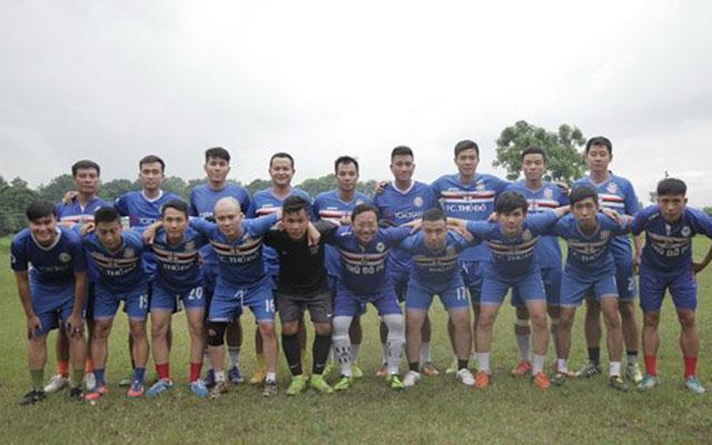 FC Thủ Đô – Khát vọng Hà Nội giữa Sài Gòn