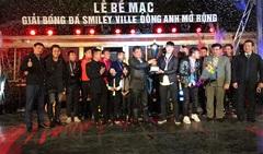 Quang Hải, Duy Mạnh toả sáng mang về chức vô địch giải tứ hùng từ thiện cho Đông Anh