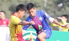 Vòng cuối Ngoại Hạng Nghệ League 2017: Đại gia xuống hạng