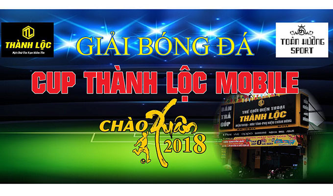 10 đội Nghi Lộc sẵn sàng cho Giải mừng xuân Thành Lộc Mobile