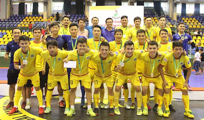 Quân Sài Gòn FC giúp Quận 9 lần đầu đăng quang Đại hội TDTT TP.HCM