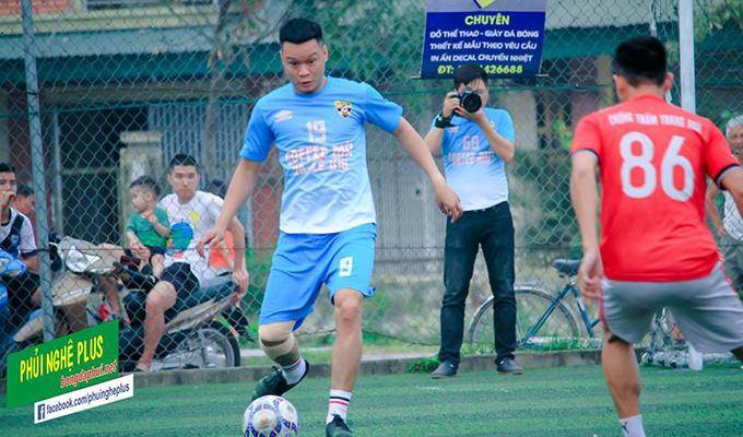102 NA Cup: Chống thấm Trang Anh ra quân thắng lợi