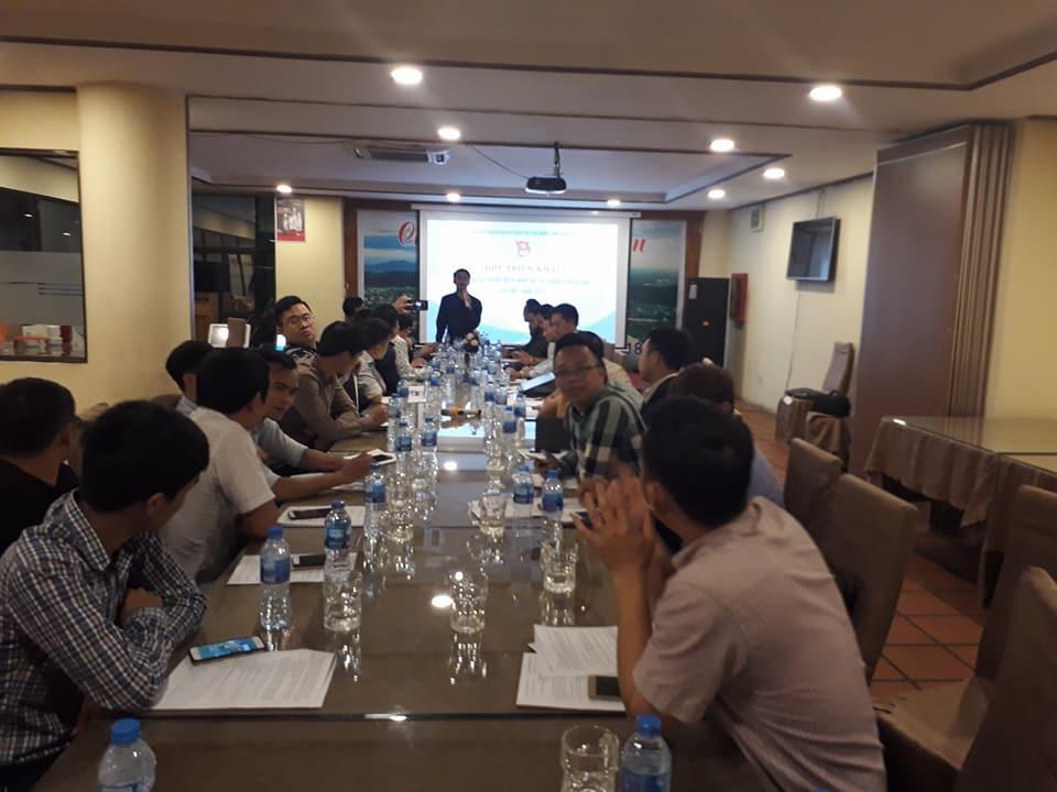 Sắp khởi tranh Giải bóng đá thanh niên Nghệ An tại Hà Nội