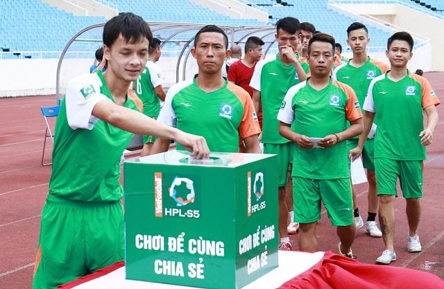 Vì sao Vietfootball đăng ký tham dự giải Futsal Vô địch quốc gia 2018?