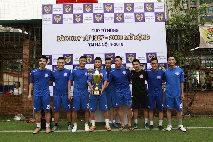 Nhiều gương mặt biểu Thanh Hoá dự giải tứ hùng