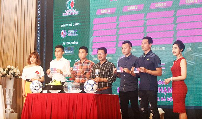 Giải vô địch miền Bắc: Văn Minh nằm chung bảng tử thần với DTS