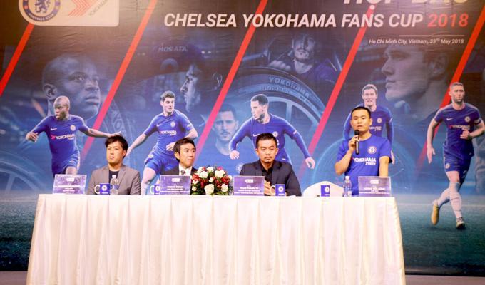 Chelsea Yokohama Fans Cup 2018: Fan Chelsea mời vào, fan M.U, Arsenal mời ra