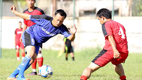 Giải bóng đá thành phố mới Bình Dương: 153 đội tham dự