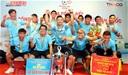 CLB Phóng Thể thao TP.HCM giành chức vô địch Press Cup 2018