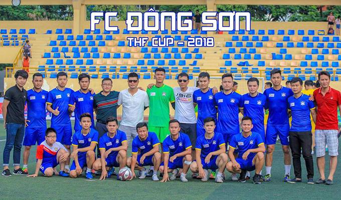 FC Đông Sơn: Con đường dài may mắn, dẫn lối đến mối duyên nợ