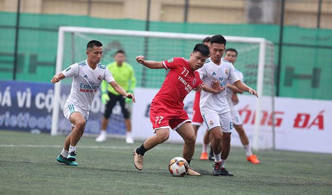 Vòng 2 giải hạng Nhất Vietfootball: Màn đại chiến tóe lửa của các ứng viên