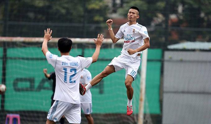 Vòng 3 Giải hạng Nhất Vietfootball: Trở lại thôi, Mobifone!