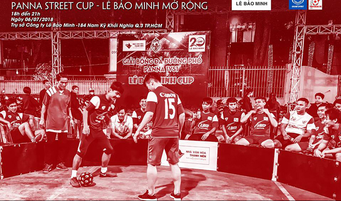 Giải Panna 1 vs 1 - Cúp Lê Bảo Minh 2018: World Cup cho Vua phủi, thành bào