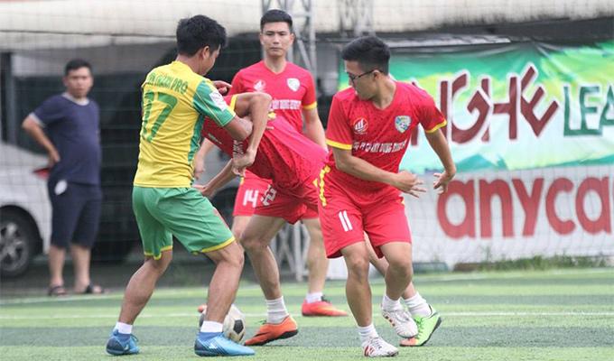 Bán Kết Hạng Nhất Nghệ League 2018: Tứ đại tranh hùng