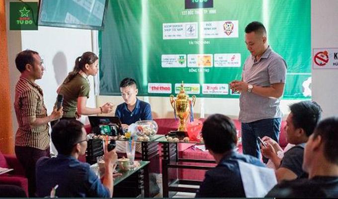 Nghệ An tổ chức giải đấu cho… lão tướng trên 30!
