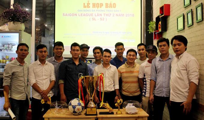 Sài Gòn League 2018: Chơi ý thức, thỏa đam mê