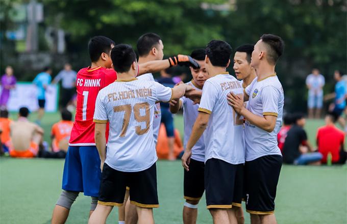 030 NA Cup: Bia Tự Do đánh mất lợi thế, nụ cười mang tên Thành An Pro
