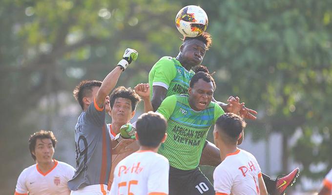 Vòng 2, Thiên Long League 2018: Sự nổi giận của bầy Voi