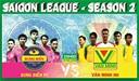 """""""El Clasico"""" vòng 5 SG League 2018, Bưng Biền vs Văn Minh: Ngọc Trinh đọ với minh tinh"""