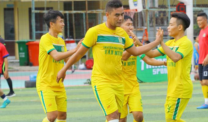 """Vòng 6 SG League 2018: Không Capdervila, Văn Minh vẫn """"ủ mưu"""" đánh úp CFC Bình Dương"""