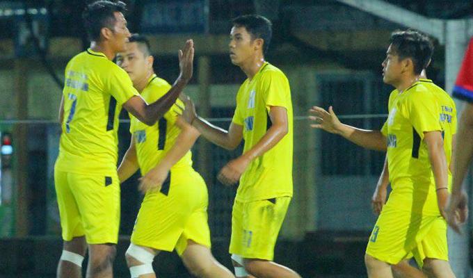Vòng 7 Sài Gòn League, Quy Nhơn vs Hiệp Thành: Ơn giời, cậu đây rồi!