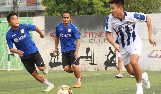 Khai mạc Green League cúp Vietcombank Hạ Long: Luxury Hạ Long thắng lớn
