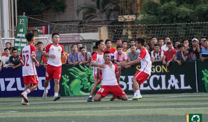 """FC Văn Minh và mục tiêu """"vô địch trong lòng người"""""""