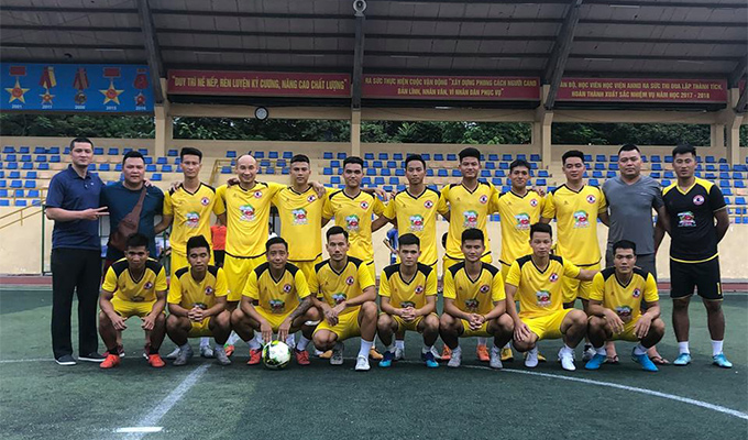 FC Gia Việt và mục tiêu đánh bại… chính mình