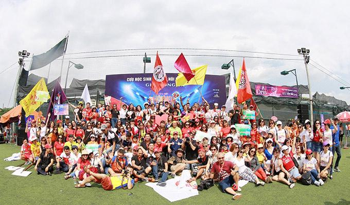 Cựu học sinh Hà Nội khóa 91-94 tranh tài ở Cup Hội ngộ 2018