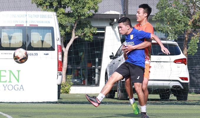 Vòng 3 Green League Cúp Vietcombank: Cột đồng hồ đánh bại Luxury Hạ Long