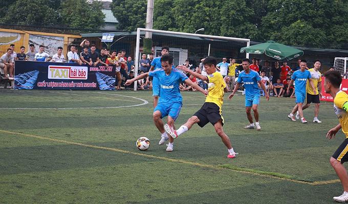 Thái Nguyên League S5: Ngày hội bóng đá xứ Trà trở lại