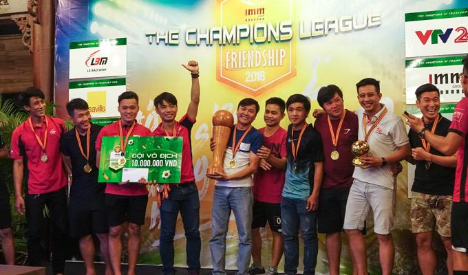 Lê Bảo Minh lần thứ 2 vô địch The Cup of Friendship