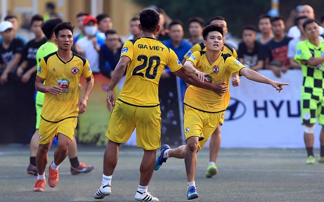 Vòng 11 HPL-S6: Gia Việt quyết 'vô địch hoặc không có gì'